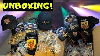 Bluberi gaming SWAG• Unboxing• Free Spins •Bluberi Mammouth•