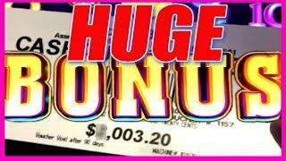 • MASSIVE MAX BET BONUS WINS • In The Thousands! | Slot Traveler