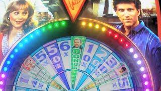 Cheers Slot Machine BONUS FREE GAMES&WHEEL SPIN Nice Win