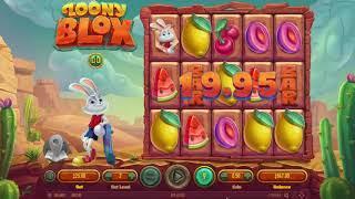 Loony Blox Slot by Habanero Systems
