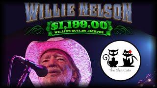 Willie Nelson Slot • The Slot Cats •