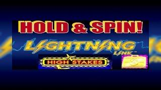 **LIGHTNING LINK** HOLD & SPIN | FREE GAMES | These games are SPONSORED by Big Fish Games!
