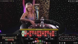 £86 Vs Immersive Roulette 1st December 2016