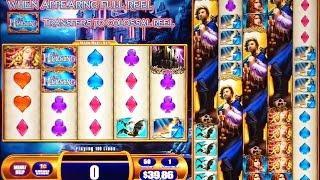 Van Helsing Slot Machine, Bonus