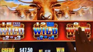 ★ Slots ★REVIVAL FROM ZERO !★ Slots ★50 FRIDAY #116★ Slots ★LONGHORN DELUXE/FU DAI LIAN LIAN PANDA/D