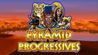 THE HUGE WIN GOT EVEN BIGGER on PYRAMID PROGRESSIVES SLOT POKIE BONUSES - PECHANGA CASINO