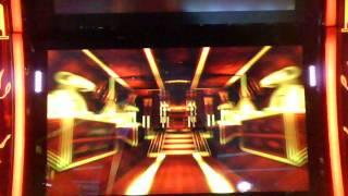 Sphinx 3D casino slot ancient wheel bonus with big win live play IGT GTECH
