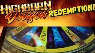 ⋆ Slots ⋆BIG WIN! REDEMPTION on HIGHBORN DRAGON | All Aboard the winning Train⋆ Slots ⋆⋆ Slots ⋆