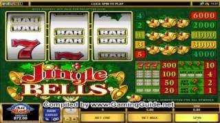 All Slots Casino's Jingle Bells Classic Slots