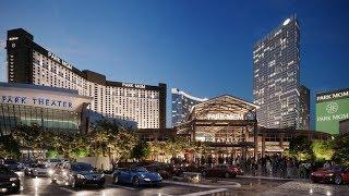 Park MGM Hotel Overview Las Vegas. Newest Hotel on the Las Vegas Strip