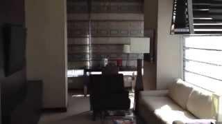 PENTHOUSE SUITE Tour at the Vdara Hotel & Spa in Las Vegas