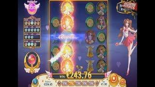Moon Princess - Love Free Spins BIG WIN!