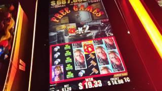 Sons of Anarchy Slot Bonus Win