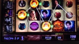 True Blood Bon Temps Supernatural Spins Bonus At Max Bet