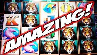 AMAZING DAY LEADS TO A LITTLE HIGH LIMIT LIVE PLAY - Slot Machine BIG WIN Bonus Wins