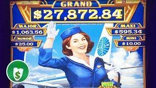 •️ NEW -  Pan Am Mighty Cash slot machine, bonus