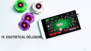 Poker Pitfalls - Episode 10, Egotistical Delusion