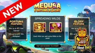 ⋆ Slots ⋆ Medusa Fortune and Glory Slot- Dreamtech Gaming Slots