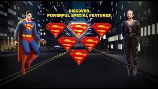 Superman II Slot - Playtech
