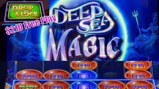 ⋆ Slots ⋆BEAUTIFUL DROP & LOCK BONUS !⋆ Slots ⋆DEEP SEA MAGIC (SG) Slot⋆ Slots ⋆$210 Slot Free Play⋆