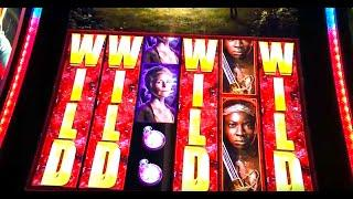 "NEW ""WALKING DEAD"" Slot (ALL FEATURES) - DEMO @ G2E & ARISTOCRAT"