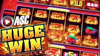 •BIG WIN!• ANY BET QUICK HIT | BLAZING 7S (X3) | BLACK VELVET QUICK HIT Slot Machine Bonus