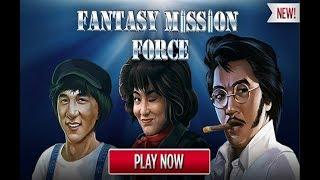 Fantasy Mission Force Online Slot with Dynamite Free Spins & Kaboom Feature