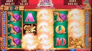 Konami Myth Of Gold Slot Machine (not Mine)