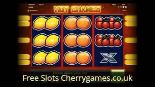 Hot Chance Video Slot - Play Novomatic Casino games at CherryGamesCoUk