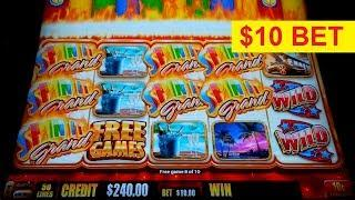 Spin It Grand Slot - SHORT & SWEET - BIG WIN!