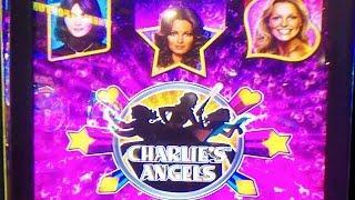 #G2E2016 IGT   NEW Charlie's Angels slot machine