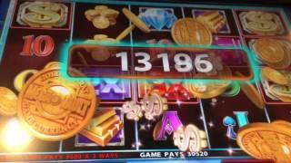 IGT * MEGA VAULT * Penny Slot Machine * HUGE * Line Hit