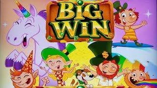 SO MUCH FUN and BIG WIN on LEPRECHAUN'S GOLD SLOT MACHINE POKIE BONUSES at PECHANGA RESORT & CASINO