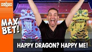 • Happy Dragon = • ME! • $1300 @ San Manuel Casino • BCSlots (S. 4 • Ep. 3)