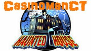 Haunted House - MMG Slot Machine Bonus Win