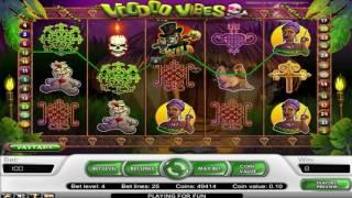 Free Voodoo Vibes Slot by NetEnt Video Preview | HEX
