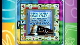 MONOPOLY PARTY TRAIN® Por WMS Gaming