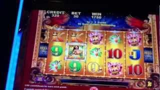 Party in Rio | Aristocrat - Slot Machine Bonus w/ Retriggers