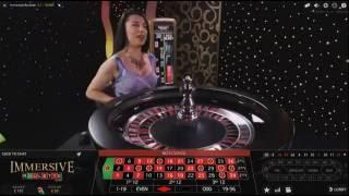 £200 Vs Immersive Roulette 8th August