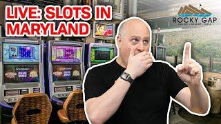⋆ Slots ⋆ LIVE: High-Limit Slots Continue in Maryland ⋆ Slots ⋆⋆ Slots ⋆ Major Jackpots: LOOK OUT FOR RAJA