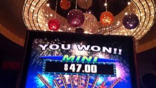 Konami -- Full Moon Diamond (Mini Progressive) -- Parx Casino -- Bensalem, PA
