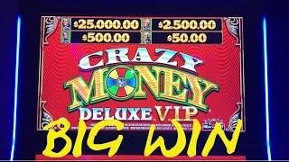 Crazy Money Slot Machine 30 Bet Live Play Money Catch