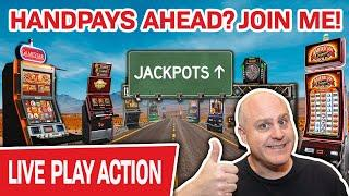 ⋆ Slots ⋆ HANDPAYS AHEAD? ⋆ Slots ⋆ One Last CRAZY LIVE SLOT STREAM Before I Leave Dominican