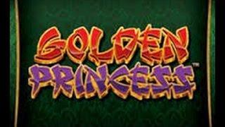 Gold Pays Golden Princess (Aristocrat)- Bonus Round and Jackpot Features