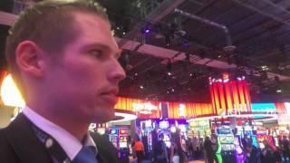 #G2E2016 Merkur   a German Slot Machine company