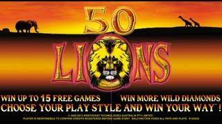 50 Lions WYW™