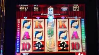 Konami-Outback Mystery Slot Machine Bonus