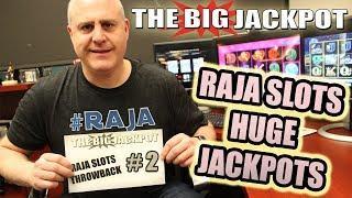 Trip Down Memory Lane with ** HUGE JACKPOTS ** on Raja $lots!