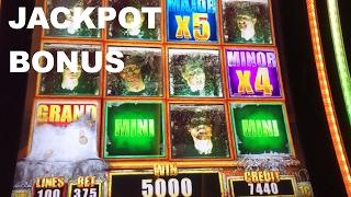 The Walking Dead 2 Jackpot Bonus and Free Spins with Nice Win Live Play Slot Machine