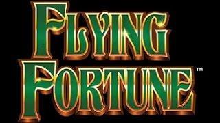 Flying Fortune Slot Big Win Line Hit and Bonus - Konami